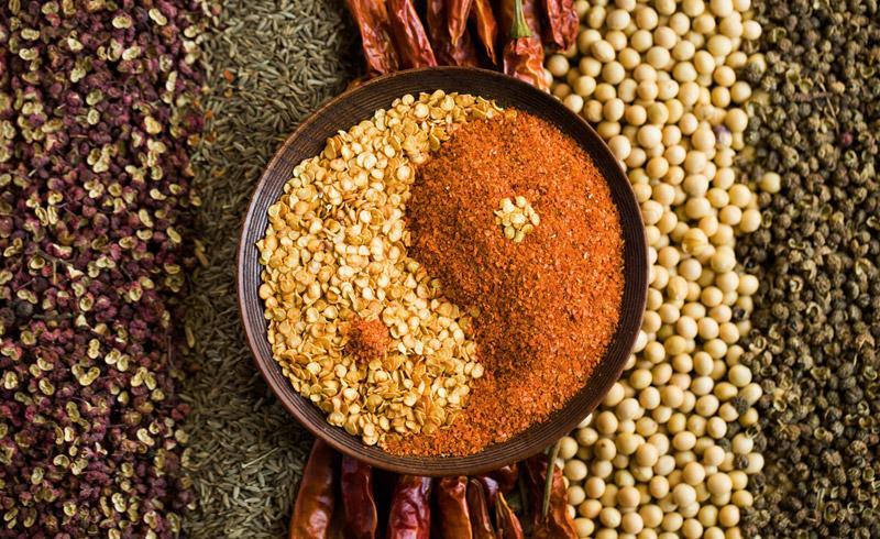 Yin nourishing foods